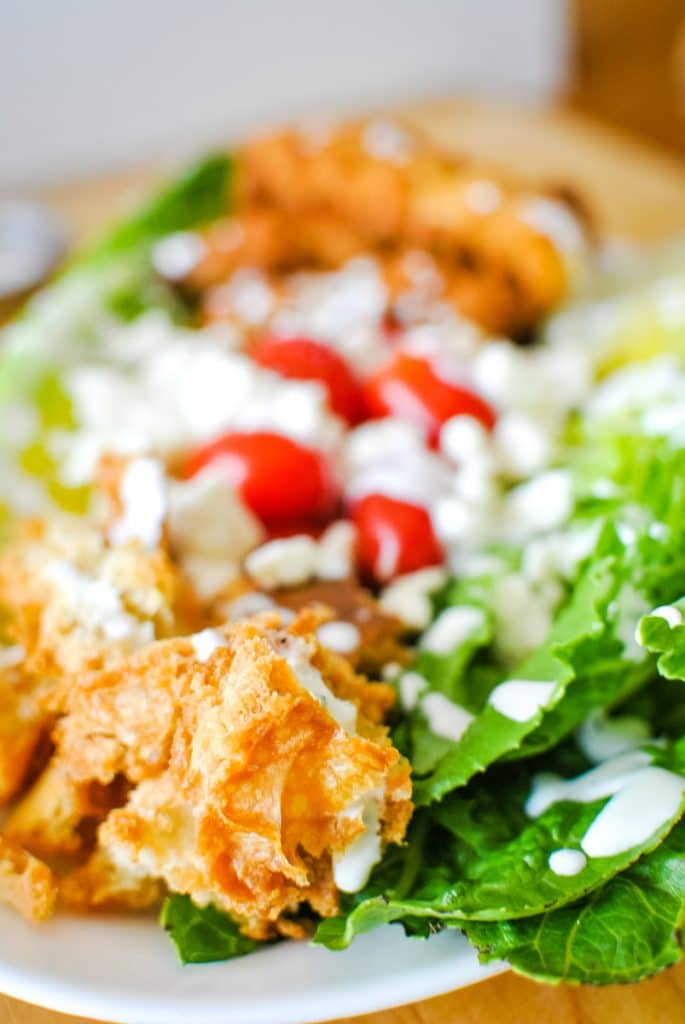 Quick and Easy Wedge Salad