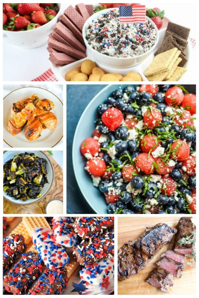 Simple 4th of July Picnic Ideas