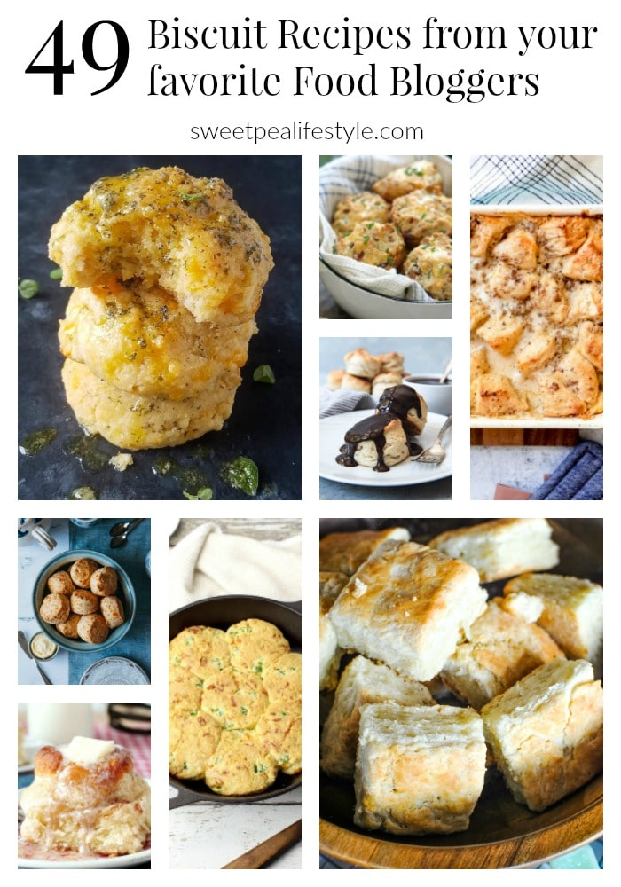 Bloggers Favorite Biscuit Recipes