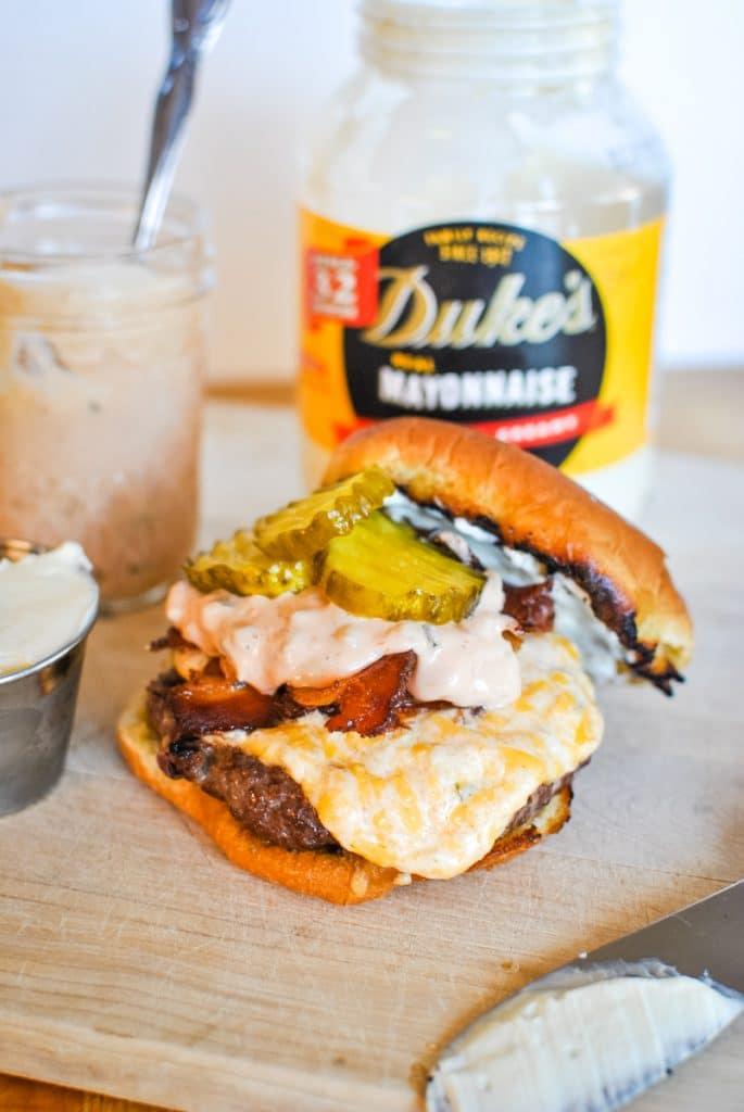 Duke's Mayo Burger