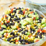 Fiesta Salad with Avocado