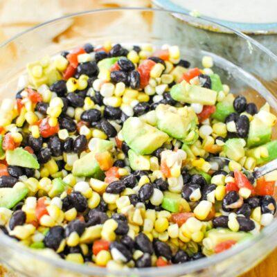 Fiesta Salad with Avocado