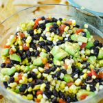 Quick Corn and Black Bean Salad