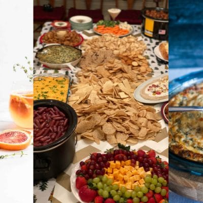 How to Host a Sips & Dips Party