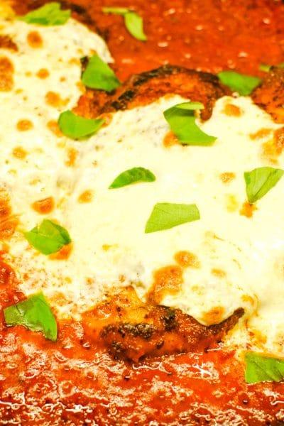 Easy Chicken Parmesan Recipe Idea