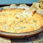 Cheddar Green Onion Cheese Dip