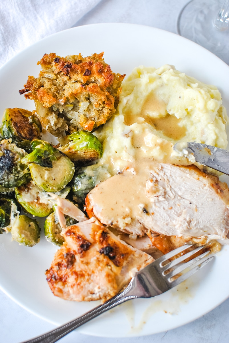 Full Turkey Dinner