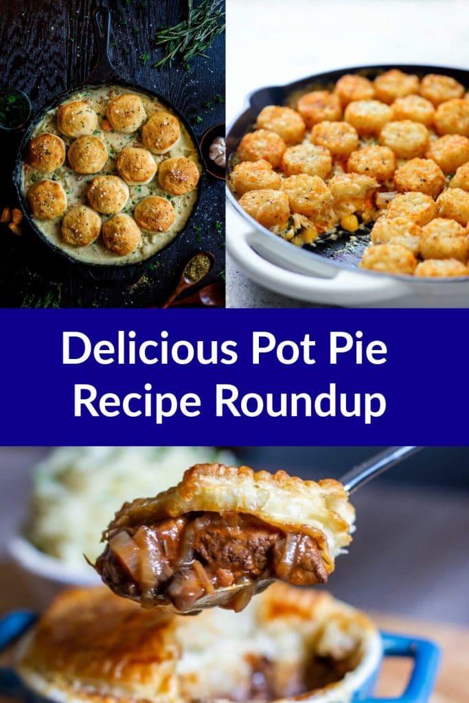 Pot Pie Recipe Roundup