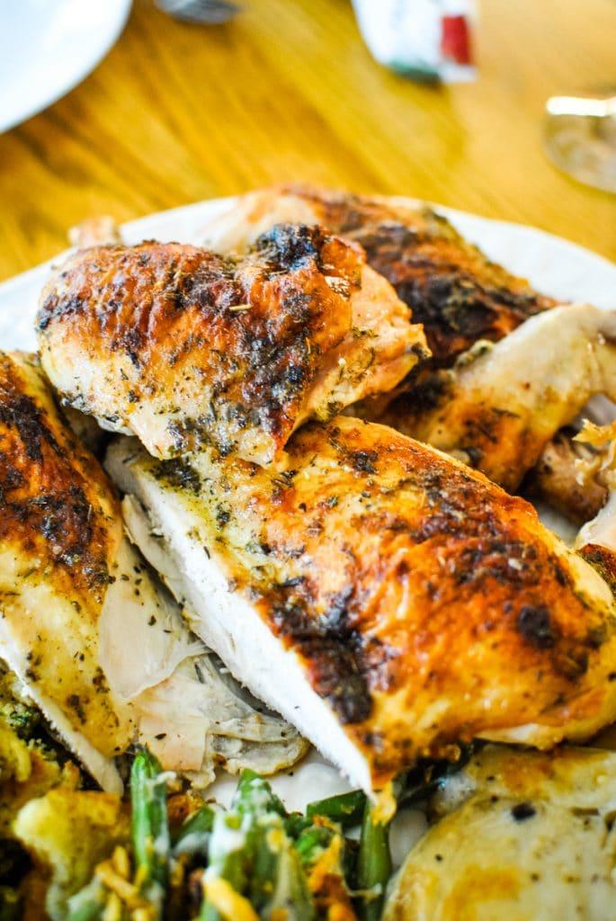 Chandler's Chicken Recipe