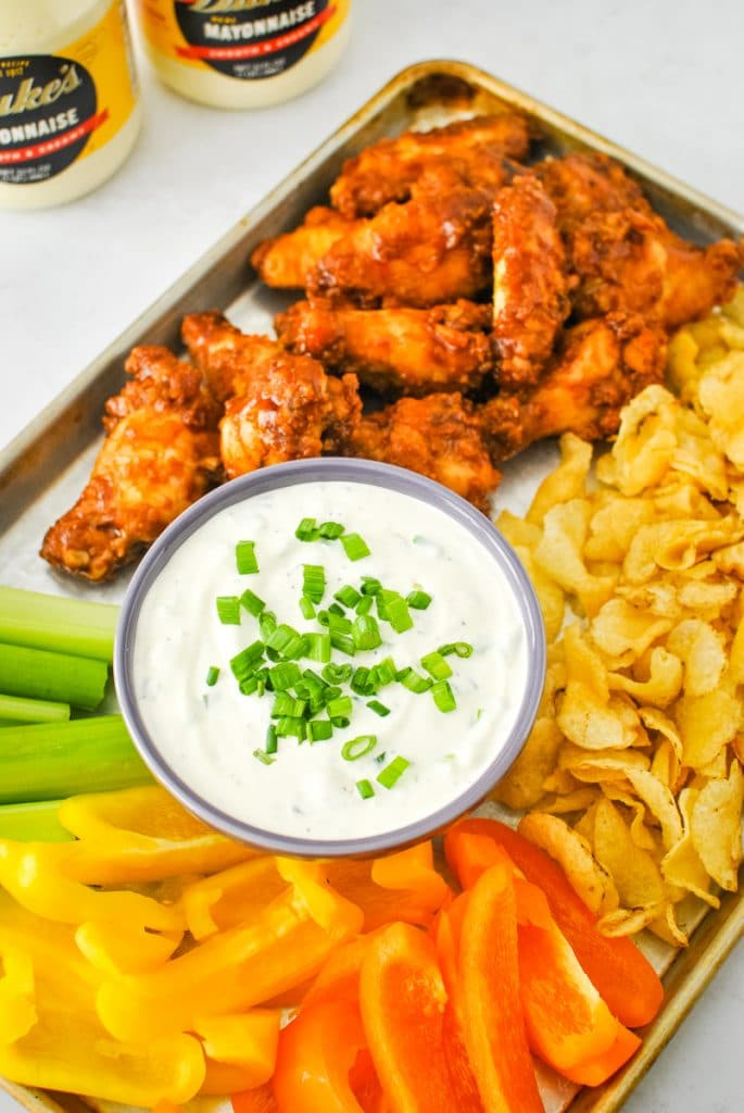 How to Make a Snack Platter for the Super Bowl