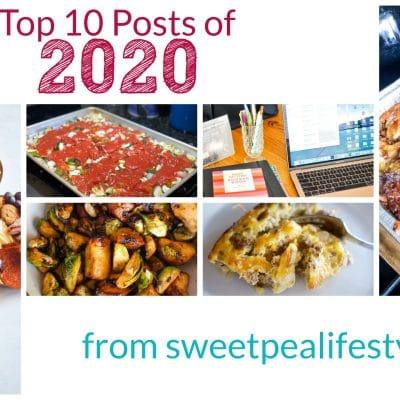 Top 10 Posts of 2020