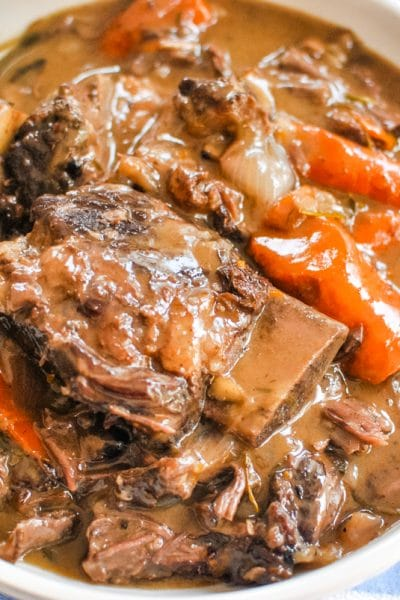 Simple Beef Short Ribs Recipe
