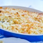 Simple Baked Macaroni and Cheese