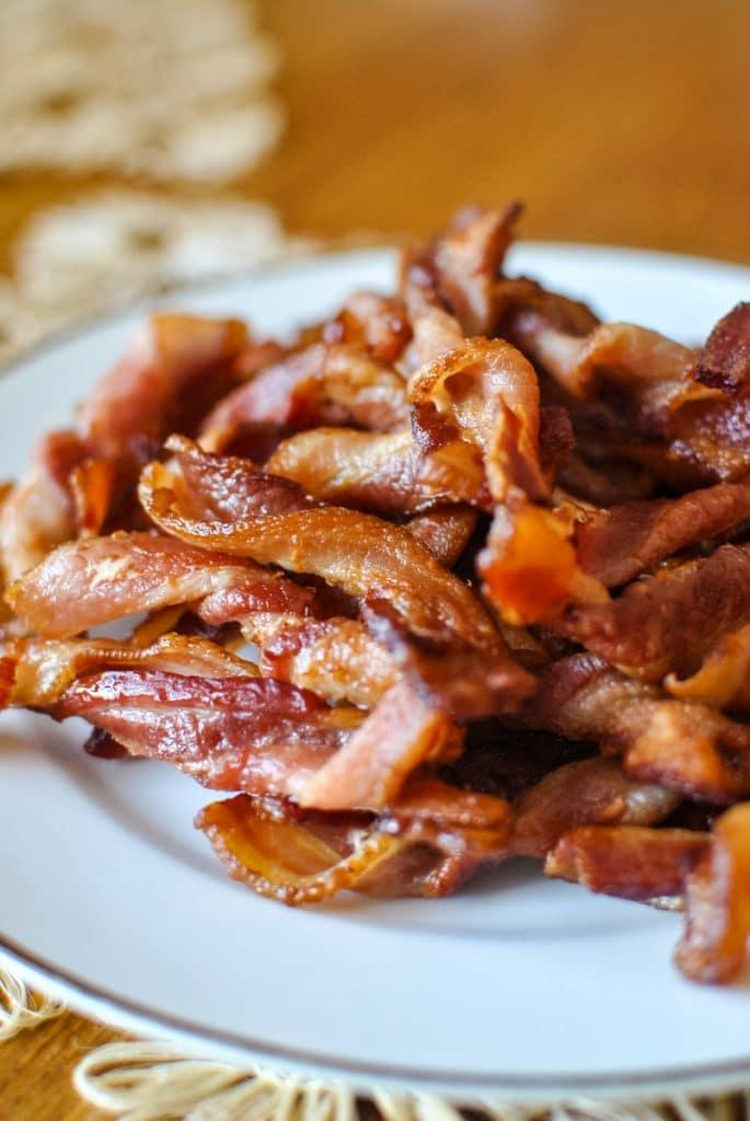 bacon tubes
