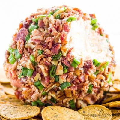 The Best Holiday Cheese Balls